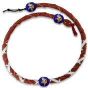 Gamewear 844214025578 Minnesota Vikings Classic Spiral Necklace- NFL