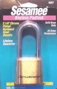 CCL 197-K0437 Sesamee Keyless Marinepadlock