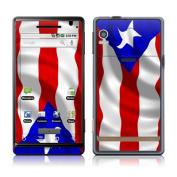 DecalGirl MDRD-FLAG-PUERTORICO Droid Skin - Puerto Rican Flag