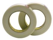 Scotch Filament Tape - 5.1cm Width X 60 Yd Length - Glass Yarn - 1 / Roll - Tan