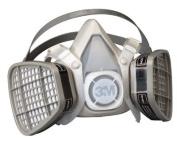 3M OH&ESD 142-5101 21565 Small Easi-Care Respirator Organic Vap