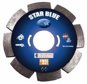 Diamond Products 74966 Core Cut 4 x .250 Star Blue Tuck Point Blade