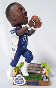 Caseys Distributing 8132908698 Dallas Cowboys Terrell Owens 2003 Pro Bowl Forever Collectibles Bobble Head