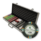 Brybelly Holdings PCS-3303 500Ct Claysmith Gaming Bluff Canyon Chip Set in Aluminium