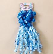 Rite Lite MT-13801-B Mazel Tov Baby Boy Decorative Bows - 2 Styles Per Card