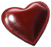 Raika RM 160 RED Heart Paperweight - Red