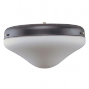 Concord Fans PA-210A-S-ORB Indoor - Outdoor 2 Light Outdoor Fixture - Oil Rubbed Bronze