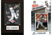 C & I Collectables 11WHITESOXSFP MLB Chicago White Sox Fan Pack