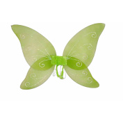 Costumes For All Occasions FW8111GTB Wings Child Tinkrbell Green