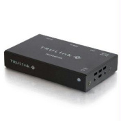 C2G 29271 EXTEND AN HDMI AND SERIAL RS232 SIGNAL UP TO 300FT 1080P WITH NO SIGNAL DEGRADAT