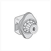 Salsbury Industries 88810 Combination Lock Built-in for Modular Locker