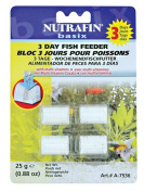 RC Hagen A7536 Nutrafin 3 Day Treasure Chest Holiday Fish Feeder - 4-pack