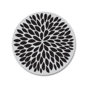 Hero Arts 491399 Hero Arts Cling Stamps-Small Solid Flower