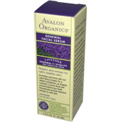 Avalon Organics Renewal Facial Serum, Lavender, 30ml