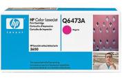 PRINTER SUPPLIES Q6473A . For For For For For For For For Hewlett Packard Toner Cartridge - Magenta