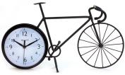 Maples Clock MTC146 Bike Silhouette Table-Wall Clock