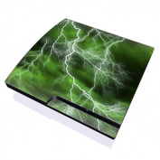 DecalGirl PS3S-APOC-GRN PS3 Slim Skin - Apocalypse Green