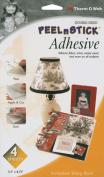 Peel n Stick Adhesive Sheets 4/Pkg-14cm x 22cm