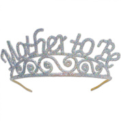 Beistle 60643 Glittered Mother To Be Tiara