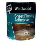 Dap 25178 Weldwood Sheet Flooring Adhesive, Gallon