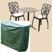 BOSMERE C511 Bistro Set Cover for Round table - 2 chairs