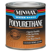 Minwax Water-Based Oil Modified Interior Polyurethane Int W/B S/G