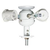 Emerson F480WW Build A Light Kit Medium Base Fitter - Appliance White