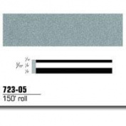 3M MMM723-05 Scotchcal Silver Metallic Custom Striping Tape