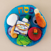 Rite Lite TYPS-1-N My Soft Seder Set TM - Reusable Pouch- Pack of 3