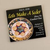 Rite Lite CD-PZ-SEDER Paul Zims Lets Make A Seder Cd