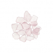 Darice 1140-66 Genuine Glass Marbles 1 Pound