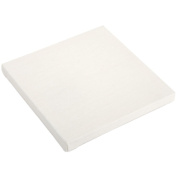 Canvas Corp 468740 Stretched Canvas-Natural 20cm . x 20cm .