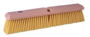 Weiler 804-42166 61cm Perma-Sweep Floor Brush W-Yellow Sy