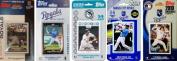 C & I Collectables ROYALS5TS MLB Kansas City Royals 5 Different Licenced Trading Card Team Sets
