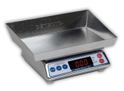 Cardinal Scale-Detecto AP-4KD Nappy Scale Digital Stainless Steel 4000 G X 1 G