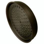 Kingston Brass K124A5 8 Inch Diameter Brass Rain Drop Shower Head - Oil Rubbed Bronze