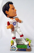 Caseys Distributing 8132908685 Oakland Raiders Rich Gannon 2003 Pro Bowl Forever Collectibles Bobble Head