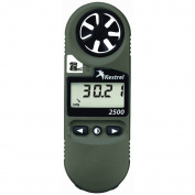 Kestrel 2500 Pocket Weather Metre - Olive Drab Night Vision