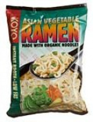 Koyo Foods 34775 Asian Vegetable Dry Ramen