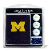 Team Golf 22220 Michigan Wolverines Embroidered Towel Gift Set