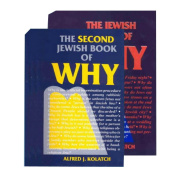 Rite Lite B-WHY-SET Jewish Book of Why Set - Volumes I and II