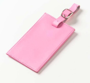 Clava CL-2009 Rectangle Luggage Tag - CL Pink