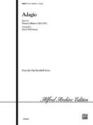 Alfred 00-WBHB9513 Adagio - Music Book