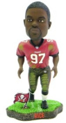 Tampa Bay Buccaneers Simeon Rice Game Worn Forever Collectibles Bobble Head