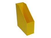 Romanoff Products ROM77703 Magazine File Yellow 9.5X3.5X11.5