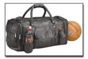 Embassy Italian Stone Design Genuine Leather Gym Bag LULGYM