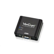 ATEN VanCryst VC180 VGA-to-HDMI Converter with Audio 1080p Win&Mac Converts VGA signals to HDMI