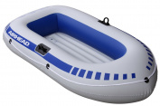 Kwik Tek AHIB-2 Airhead Inflatable Boat - 2 Person