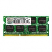 TRANSCEND TS1GSK64V3H 8GB DDR3 1333 -PC3 10666 SO-DIMM 204PIN CL9 2RX8 -MADE WITH 512MX