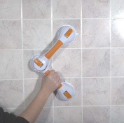 Drive Medical rtl13084 Adjustable Angle Rotating Suction Cup Grab Bar